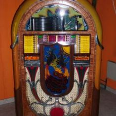 WURLITZER 850 - 1941 - Jukebox Center - Meinier - Genève