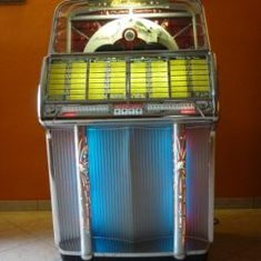 WURLITZER 1800 - 1955 - Jukebox Center - Meinier - Genève