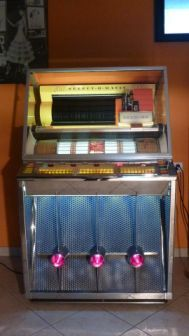 SEEBURG KD 200 - 1957 - Jukebox Center - Meinier - Genève